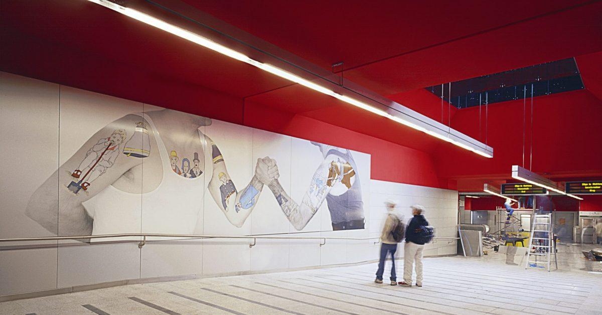 Metro-München